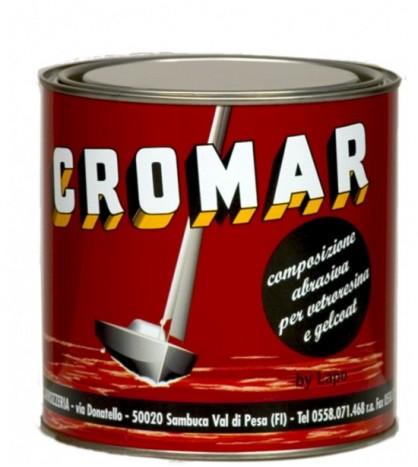 CROMAR Pasta abrasiva TN per applicazioni nautiche grana media