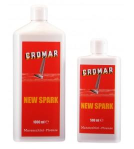 CROMAR NEW SPARK Polish lucidante e protettivo per applicazioni nautiche